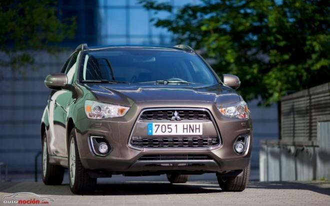 Nuevo Mitsubishi ASX 2013: ¿Depurando lo excelente?