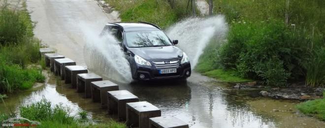 Toma de Contacto Subaru Outback 2013 2.0 Bóxer diésel Lineartronic: Un aventurero muy familiar