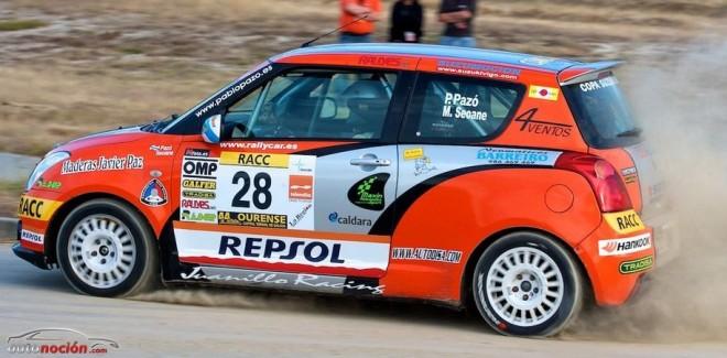 La Copa Suzuki Swift se prepara para el Rally Cantabria Infinita