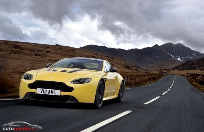 Aston Martin V12 VANTAGE S: Lo más extremo después del One-77