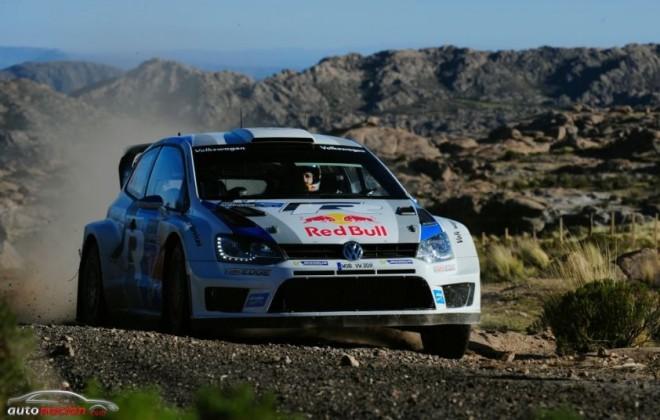 El Polo WRC se prepara para el Rallye de Grecia