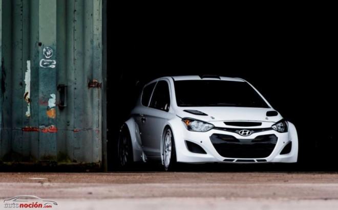 El Hyundai i20 WRC quiere estar presente en enero de 2014 listo para el Rally de Montecarlo