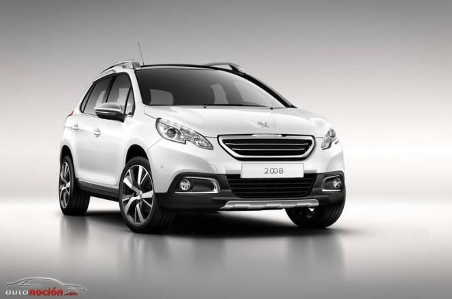 Peugeot  aumenta su producción con el nuevo 2008