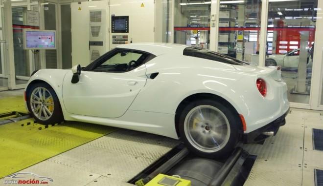 La Planta Maserati en Módena: Lugar de nacimiento del nuevo Alfa Romeo 4C