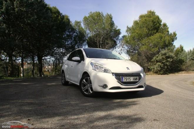 Prueba del nuevo Peugeot 208 1.2 VTi: Marcando tendencia