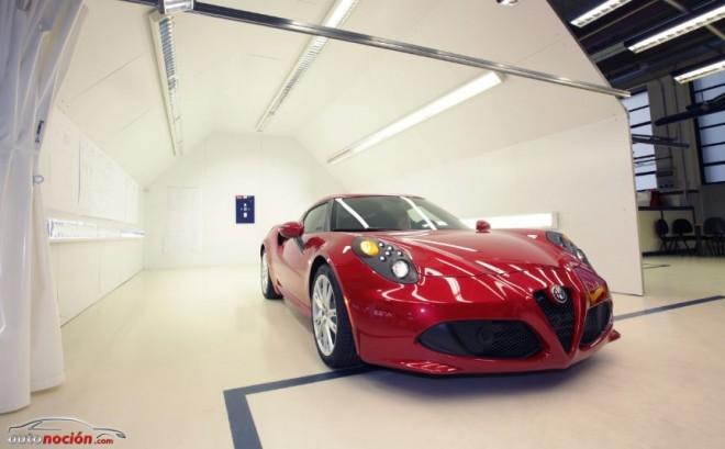El peso es lo que de verdad importa: Los materiales del Alfa Romeo 4C al detalle