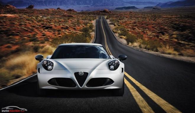 Alfa Romeo anuncia que la producción del 4C se limitará a 3.500 unidades anuales