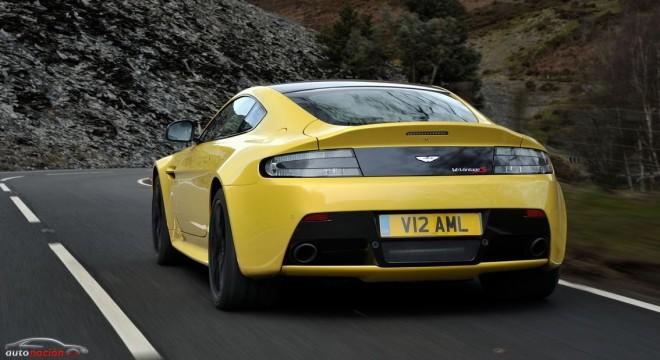 Aston Martin V12 Vantage S: El Vantage más potente en 100 años ya tiene precio