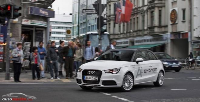 Audi A1 e-tron: la movilidad urbana vista desde los ojos de Audi