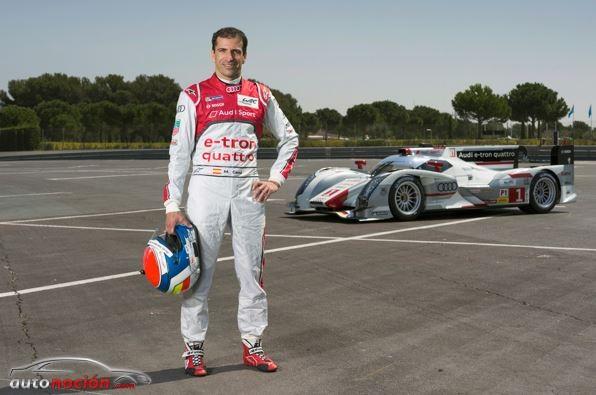 Audi y Marc Gené a la caza de nuevos éxitos en las 24 Horas de Le Mans