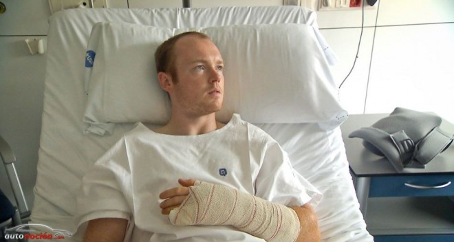 Bradley Smith operado con éxito