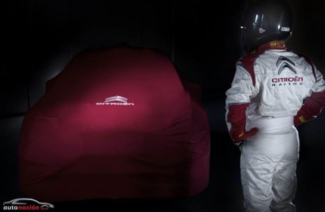 Citroën participará en el Campeonato Mundial de Turismos de 2014