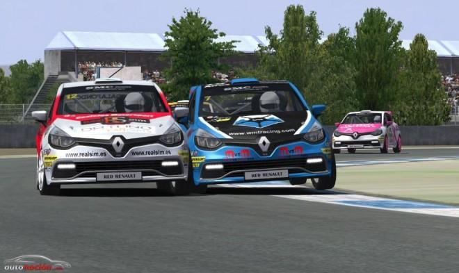 Ya está aquí la 3ª prueba de la Clio Cup Online