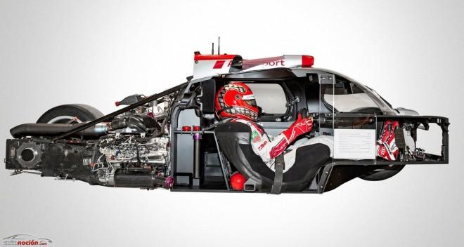 Breve evolución de la tecnología empleada en Le Mans