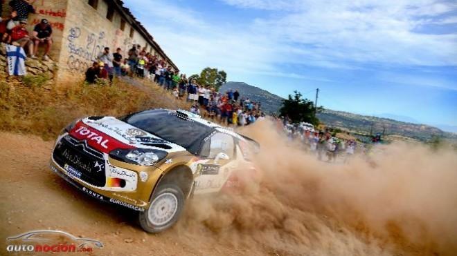 El Rally de Italia marca el ecuador de la temporada y el Citroën Total Abu Dhabi WRT está listo