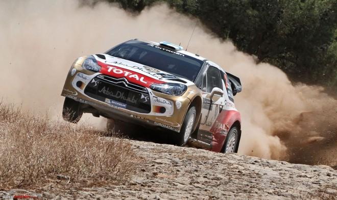 El día más largo del año, alarga un rally caluroso y duro para los vehículos Citroën