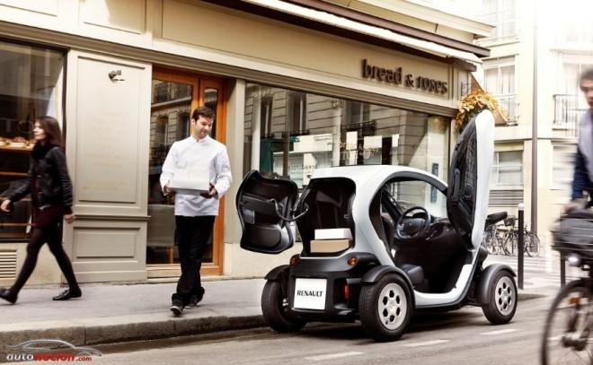 Twizy Cargo: El monoplaza eléctrico más polivalente llegará al mercado tras el verano