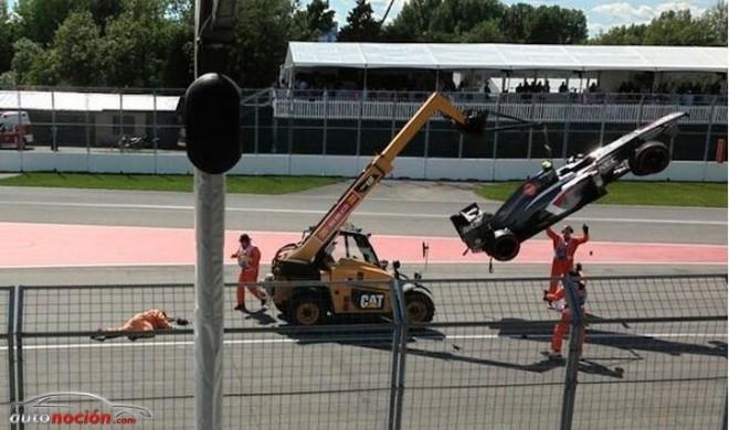 La tragedia golpea a la Fórmula 1 en Canadá