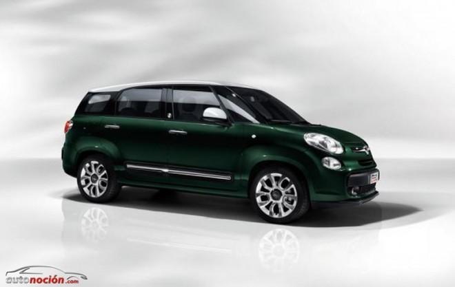 Primeras fotos oficiales del nuevo Fiat 500L Living