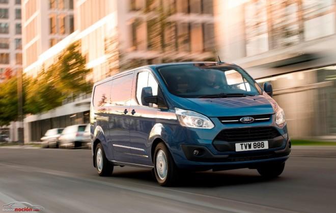 Ford Celebra la Producción de la Unidad 7 Millones de la Gama Transit