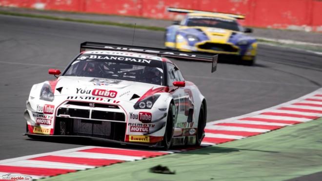 El Nissan GT Academy Team logra la victoria de la categoría Pro-Am en Silverstone