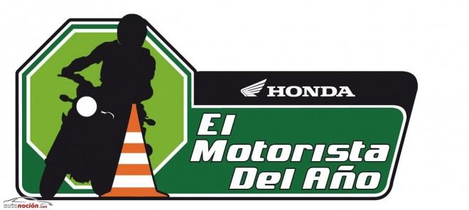 Honda proclama al Motorista del Año 2013