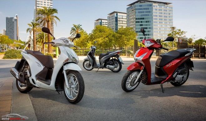 Honda Scoopy SH125i, ahora de promoción