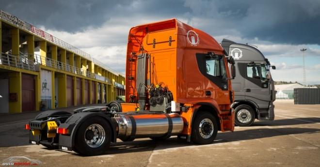 Iveco y Gazprom fomentan el uso de vehículos de gas natural en Rusia