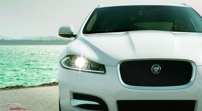Jaguar lanza el XF ECO2 para que no renuncias al lujo, a las prestaciones y a la eficiencia