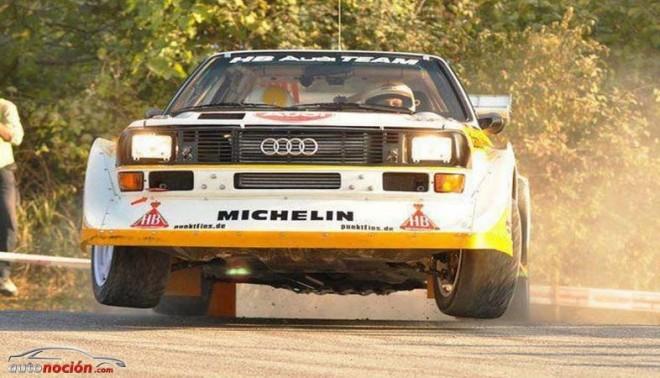Latvala correrá en Estonia con el mítico Audi Quattro