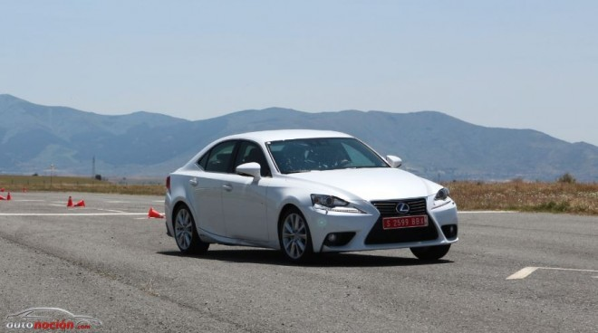 Toma de Contacto Nuevo Lexus IS 300h: Rompiendo todas las Reglas