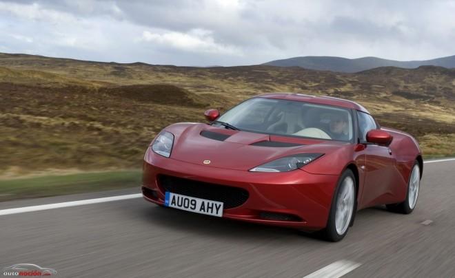 Lotus llama a revisión a 28 unidades por no llevar una pegatina