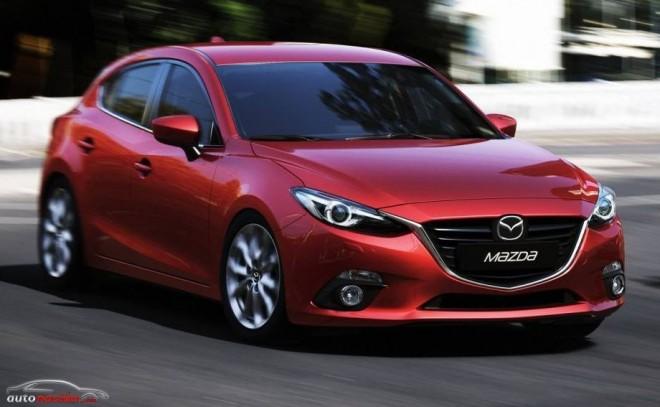 Así es el nuevo Mazda 3