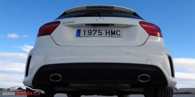 Mercedes Benz Clase A250