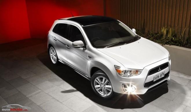 Mitsubishi nos trae el ASX 220 DID 4WD con caja de cambios automática