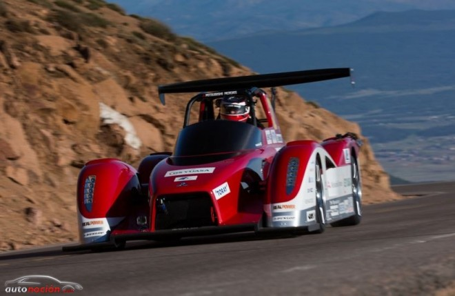 Mitsubishi regresa a la Pikes Peak International Hill Climb
