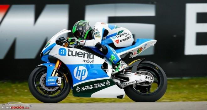 Moto2: Espargaró bate a Redding en Holanda y recorta distancias