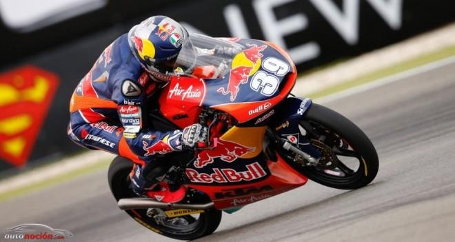 Moto3: Salom, más líder tras su cuarta victoria del año en Assen