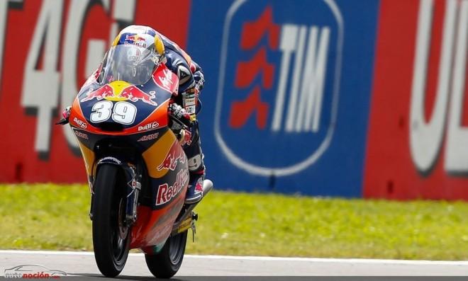 Moto3: Salom fue el más listo del grupo