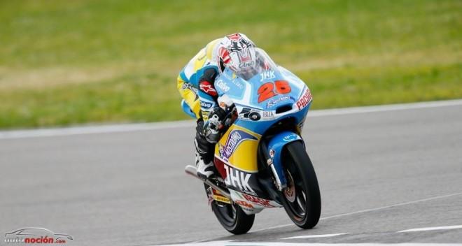 Test de Moto3 en Mugello