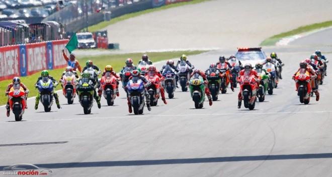 Sigue la batalla de MotoGP en Cataluña