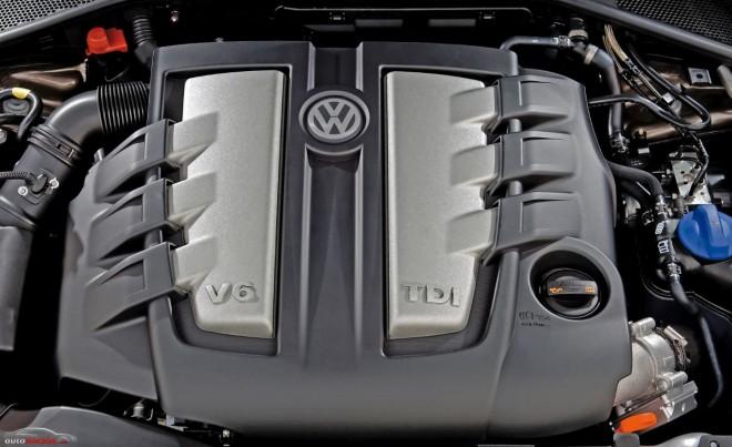 El motor 4.000.000 salió de la factoría de Volkswagen en Navarra la semana pasada