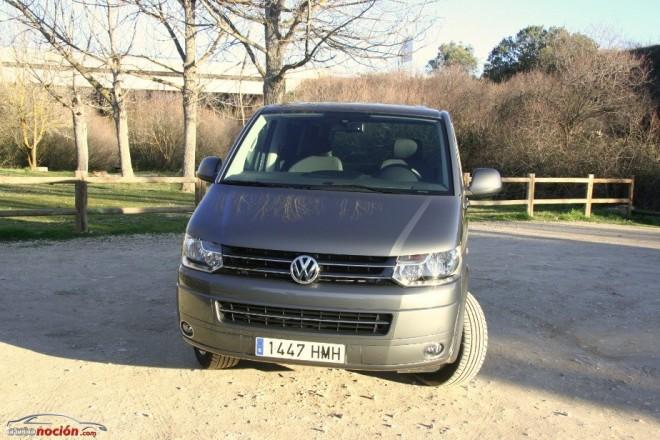 Probamos la Volkswagen Multivan Comfortline Edition 2.0 140 CV