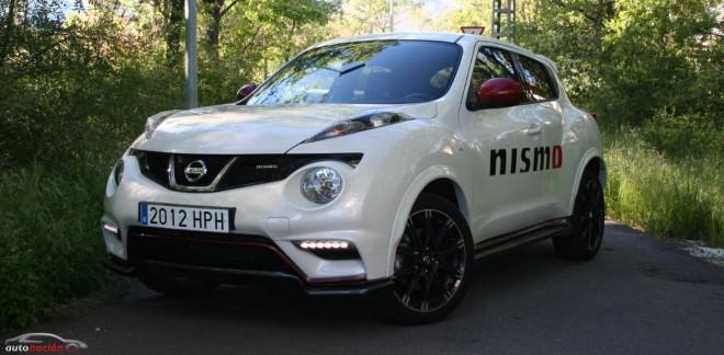 Prueba Nissan Juke Nismo: El músculo hecho Juke