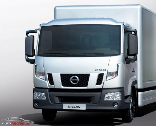El nuevo camión de Nissan: NT500