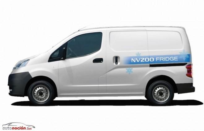 Nissan NV200 ahora en su versión más fría