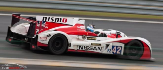 Nissan y Lucas Ordoñez esperan ansiosos las 24 Horas de Le Mans