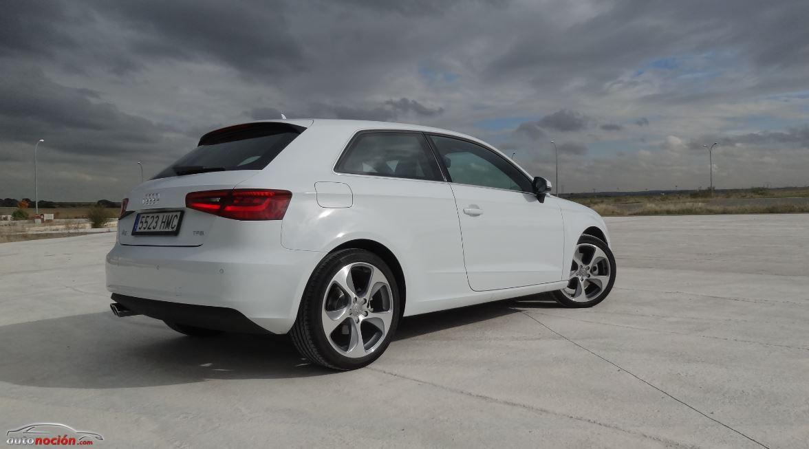 Nuevo Audi A3 3 puertas