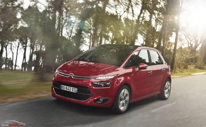 Citroën crece fuera de Europa