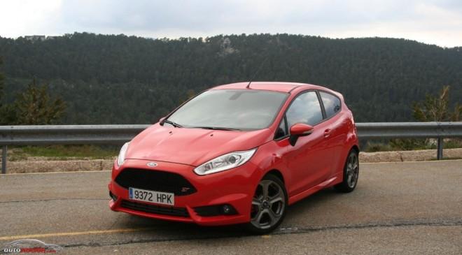 Prueba Ford Fiesta ST: Te incita a buscar los límites